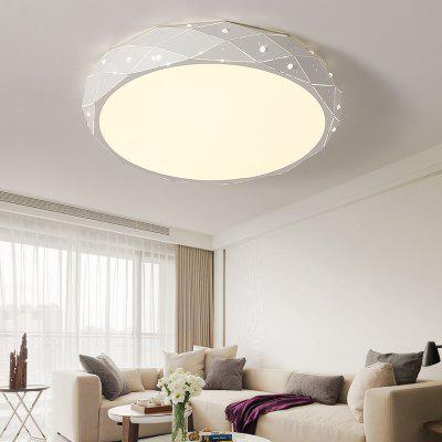 6950 Acrylic Round Shape LED Ceiling LightFlush Ceiling Lights<br>6950 Acrylic Round Shape LED Ceiling Light<br><br>Features: Eye Protection<br>Package Contents: 1 x Ceiling Light<br>Package size (L x W x H): 72.00 x 72.00 x 18.00 cm / 28.35 x 28.35 x 7.09 inches<br>Package weight: 6.8000 kg<br>Product size (L x W x H): 65.00 x 65.00 x 11.00 cm / 25.59 x 25.59 x 4.33 inches<br>Product weight: 6.3000 kg<br>Shade Material: Acrylic<br>Style: LED, Modern/Contemporary<br>Suggested Room Size: 15 - 20?<br>Suggested Space Fit: Bedroom,Dining Room,Indoor,Kitchen,Living Room<br>Type: Ceiling Light