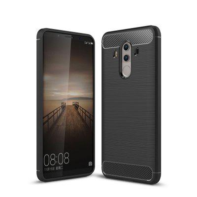 Naxtop Wire Drawing TPU Back Case for HUAWEI Mate 10 Pro