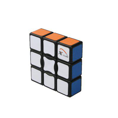 QiYi 1 x 3 x 3 Speed Smooth Magic Cube Puzzle ToyMagic Tricks<br>QiYi 1 x 3 x 3 Speed Smooth Magic Cube Puzzle Toy<br><br>Age: Above 6 year-old<br>Brand: qiyi<br>Material: ABS<br>Package Contents: 1 x Toy<br>Package size (L x W x H): 6.00 x 6.00 x 2.30 cm / 2.36 x 2.36 x 0.91 inches<br>Package weight: 0.0350 kg<br>Product size (L x W x H): 5.70 x 5.70 x 1.90 cm / 2.24 x 2.24 x 0.75 inches<br>Product weight: 0.0300 kg<br>Type: Intelligence toys