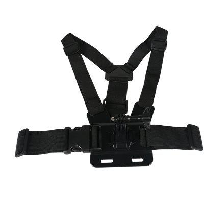 Buy Chest Strap Action Camera Accessaries for GoPro / SJCAM / YI, BLACK, Consumer Electronics, Camera & Photo, Action Cameras & Sport DV Accessories for $6.72 in GearBest store