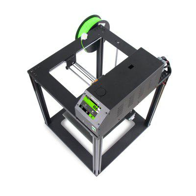 Defensor R9 Touch Screen DIY 3D Printer printer youtube