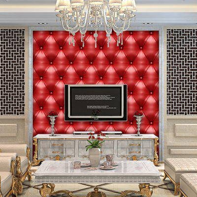 Creative Wall Decoration 3D Background Sticker