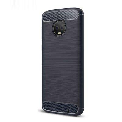 Naxtop Wire Drawing TPU Case for Motorola Moto G6 PlusCases &amp; Leather<br>Naxtop Wire Drawing TPU Case for Motorola Moto G6 Plus<br><br>Brand: Naxtop<br>Compatible Model: Motorola Moto G6 Plus<br>Features: Rear Case<br>Material: Carbon Fiber, TPU<br>Package Contents: 1 x Cover Case<br>Package size (L x W x H): 17.00 x 10.00 x 1.00 cm / 6.69 x 3.94 x 0.39 inches<br>Package weight: 0.0480 kg<br>Product Size(L x W x H): 16.06 x 7.60 x 0.84 cm / 6.32 x 2.99 x 0.33 inches<br>Product weight: 0.0250 kg