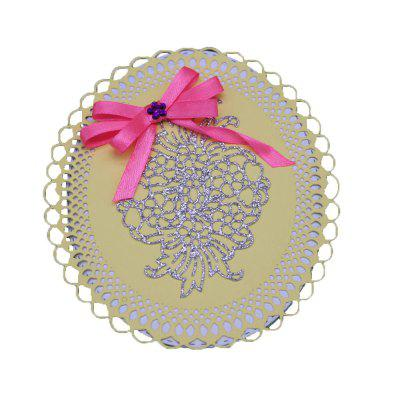 DIY Oval Design Lace Frame Carbon Steeel Stencil Cutting DieCrafts<br>DIY Oval Design Lace Frame Carbon Steeel Stencil Cutting Die<br><br>Package Contents: 1 x Cutting Die<br>Package size (L x W x H): 11.70 x 13.40 x 0.10 cm / 4.61 x 5.28 x 0.04 inches<br>Package weight: 0.0300 kg<br>Product size (L x W x H): 11.50 x 13.20 x 0.08 cm / 4.53 x 5.2 x 0.03 inches<br>Product weight: 0.0200 kg
