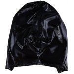 Sex Game Spandex Mask Hood Cap with Air Hole - BLACK
