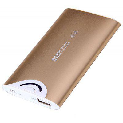 HUAMEN 4000mAh Power Bank External Battery Charger for Samsung Galaxy S4 i9500 / S3 i9300 / Note 2 N7100 HTC Nokia etc