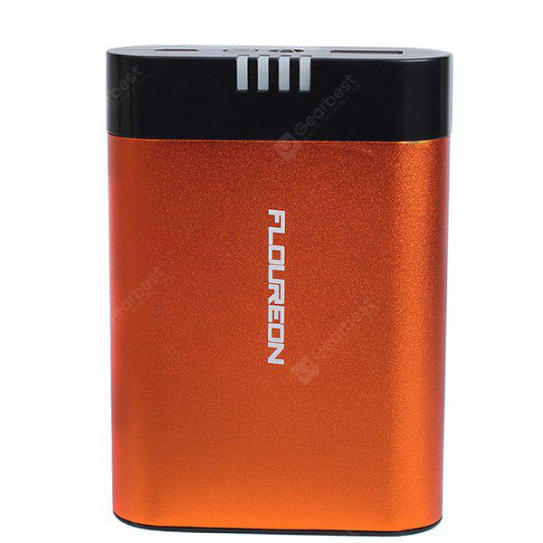FLOUREON D56 Universal External Battery 7800mAh Power Bank Mobile Charger for iPhone 4 / 4S / 5 / 5S / 5C , Samsung Galaxy S4 i9500 / S3 i9300 , etc