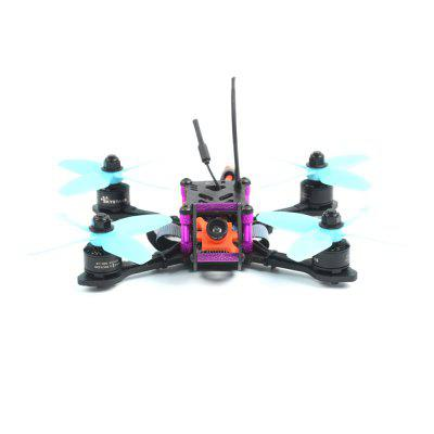 Helifar Turtles 135mm Micro Brushless FPV Racing DroneBrushless FPV Racer<br>Helifar Turtles 135mm Micro Brushless FPV Racing Drone<br><br>Package Contents: 1 x 135mm Turtle Drone, 8 x 3030 Propeller, 1 x XT30 Power Cable, 1 x Battery Strap<br>Package size (L x W x H): 15.00 x 15.00 x 5.00 cm / 5.91 x 5.91 x 1.97 inches<br>Package weight: 0.1900 kg