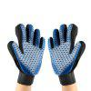 COZZINE Five Finger Deshedding Glove Set of 2