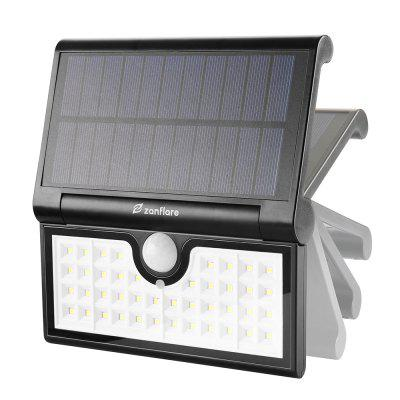 zanflare VCT - SLC - 062 Foldable LED Solar FloodlightOutdoor Lights<br>zanflare VCT - SLC - 062 Foldable LED Solar Floodlight<br><br>Brand: zanflare<br>Package Contents: 1 x LED Solar Floodlight, 2 x Screw, 1 x Mount, 2 x Screw Anchor, 1 x English User Manual<br>Package size (L x W x H): 18.00 x 3.50 x 14.40 cm / 7.09 x 1.38 x 5.67 inches<br>Package weight: 0.3370 kg<br>Product size (L x W x H): 17.00 x 2.40 x 11.00 cm / 6.69 x 0.94 x 4.33 inches<br>Product weight: 0.2720 kg