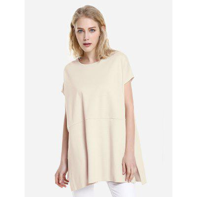 Drop Shoulder Sleeve Top