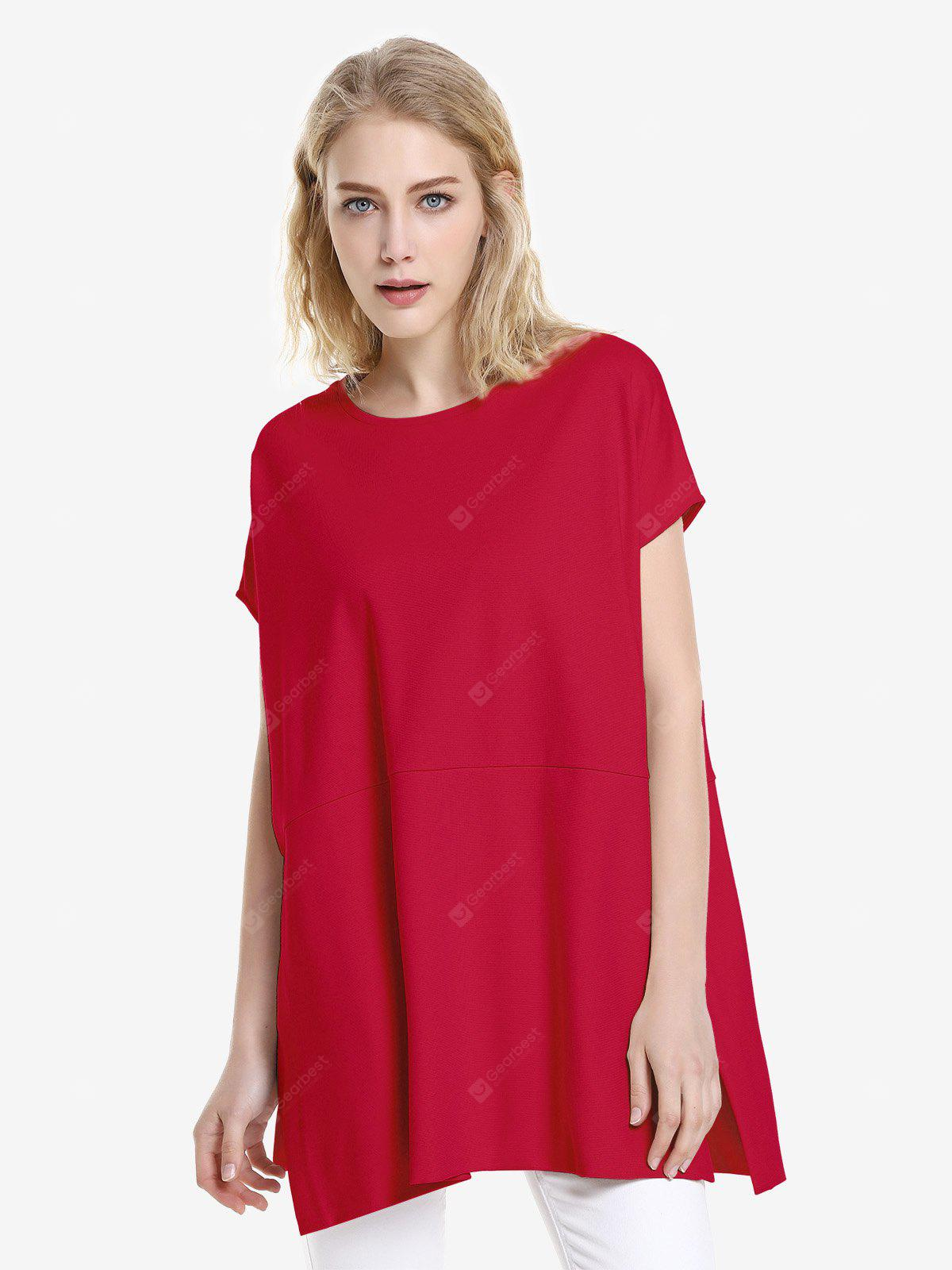 Drop Sleeve Sleeve Top