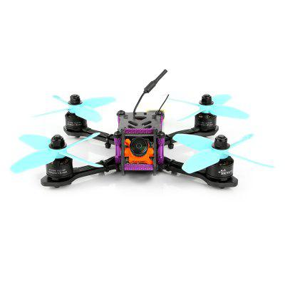 Helifar Turtles 135mm Micro Brushless FPV Racing DroneBrushless FPV Racer<br>Helifar Turtles 135mm Micro Brushless FPV Racing Drone<br><br>Package Contents: 1 x KIT frame, 8 x 3030 Propeller, 1 x XT30 Power Cable, 1 x Battery Strap, 1 x RunCam Micro Sparrow Camera, 1 x Transmitter, 1 x 4-in-1 ESC, 1 x F3 Flight Controller, 1 x Screw<br>Package size (L x W x H): 15.00 x 15.00 x 5.00 cm / 5.91 x 5.91 x 1.97 inches<br>Package weight: 0.1900 kg