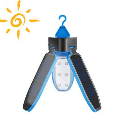 zanflare SB - 6039 Foldable Solar / USB Charge Camping Light