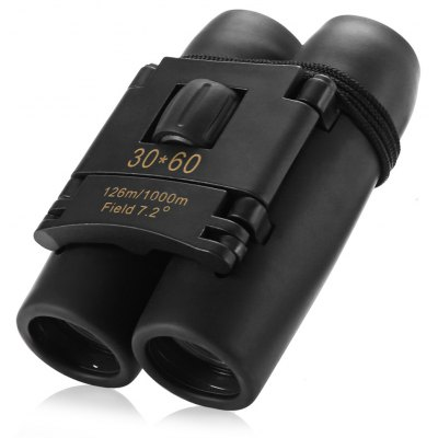 30 x 60 Zoom BAK - 4 Binoculars Telescope for Outdoor Camping