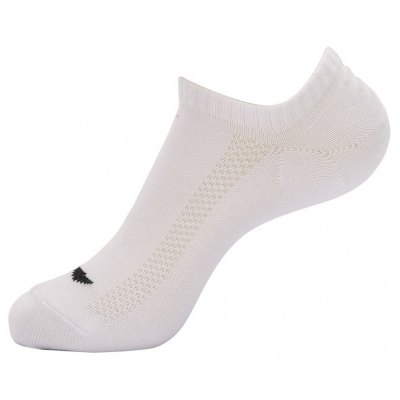 Li-Ning Men Classic Logo Plain Fabric Invisible Sock 3PCs Pack AWSM081-1 plain headband 3pcs
