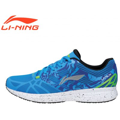 Li-ning Men's Speed Star Cushion Running Shoes Light Weight Sneakers ARHM021-6
