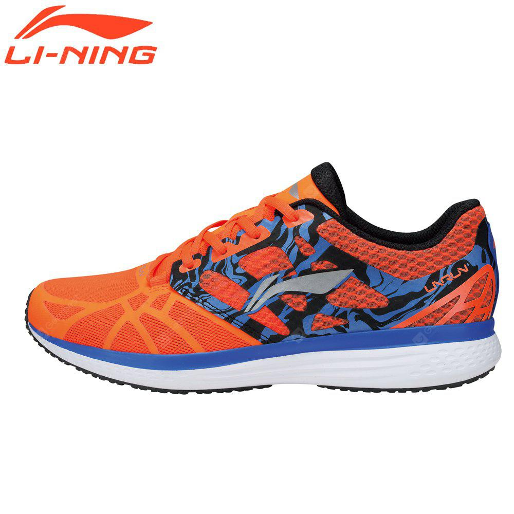 Li-ning Men's Speed Star Cushion Running Shoes Light Weight Sneakers ARHM021-1