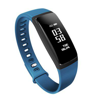 DiggroDB-03 Smart Sports Bluetooth Bracelet  IP67 Blood Pressure Heart Rate Monitor Call & Message Reminder Physiological Period Reminder IOS Android heart rate blood pressure monitor smart watch sport anti lost smartwatch call reminder a09 smart bracelet for ios android phone