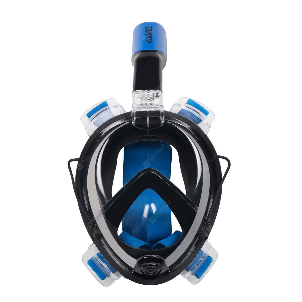 KUOKEL Snorkel Mask With Stand