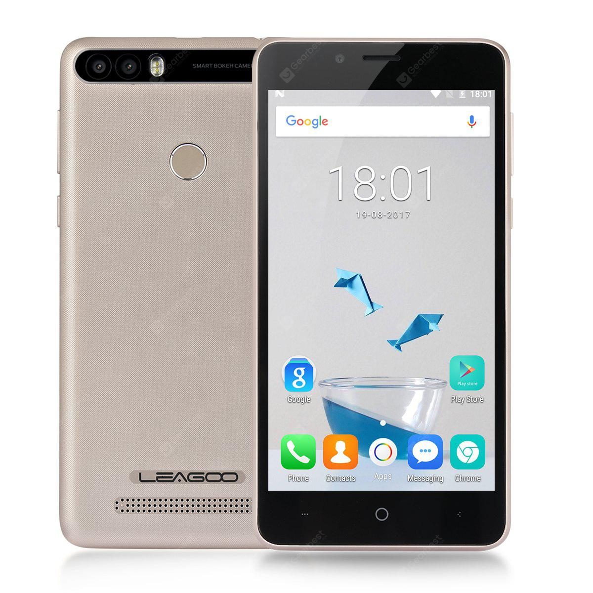 Leagoo Kiicaa Power Gold EU