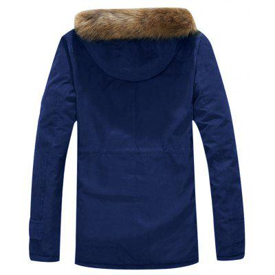 2017 Unisex  Men\s Hooded Faux Fur Lined Warm Coats Outwear Winter JacketsMens Jackets &amp; Coats<br>2017 Unisex  Men\s Hooded Faux Fur Lined Warm Coats Outwear Winter Jackets<br><br>Clothes Type: Jackets<br>Collar: Hooded<br>Material: Cotton, Fur, Polyester<br>Package Contents: 1*Men's Fashion Winter Warm Thicken Hooded Coat with fleece inside<br>Season: Winter<br>Shirt Length: Long<br>Sleeve Length: Long Sleeves<br>Style: Streetwear<br>Weight: 1.2000kg