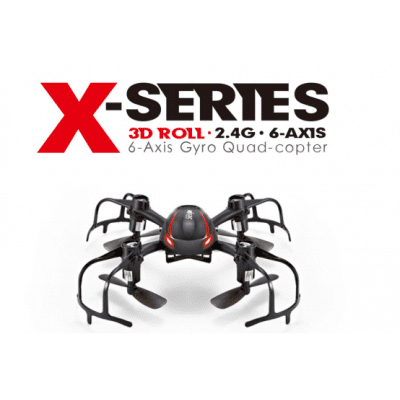 MJX X902 Black Mini  RC Quadcopter  Helicopter  Toys 3D Flip Drone Rolls Mode