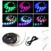 Excelvan 2812 DC5V 60 LEDs 1M Light Strip Light
