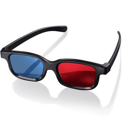 Red-Blue 3D Glasses For Movies Picture Games Home Theater