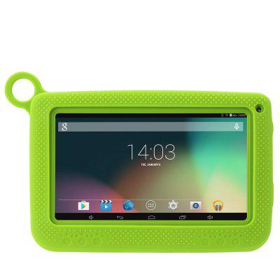 "Excelvan Q758 7"" 1024*600 Android 4.4 Allwinner A33 512MB+8GB Dual Camera WIFI Support External 3G Tablet PC"