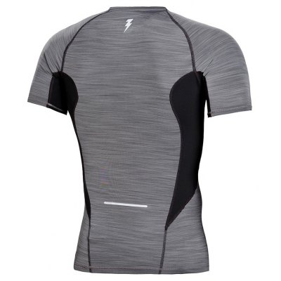 Li-Ning Mens Basketball Tights T-Shirt Short Sleeve Tops AUDM091-1Weight Lifiting Clothes<br>Li-Ning Mens Basketball Tights T-Shirt Short Sleeve Tops AUDM091-1<br><br>Elasticity: Elastic<br>Material: Polyester, Spandex<br>Package Contents: 1 piece of clothes<br>Pattern Type: Solid<br>Weight: 0.3000kg