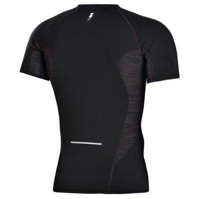 Li-Ning Mens Basketball Tights T-Shirt Short Sleeve Tops AUDM091 -2Weight Lifiting Clothes<br>Li-Ning Mens Basketball Tights T-Shirt Short Sleeve Tops AUDM091 -2<br><br>Elasticity: Elastic<br>Material: Polyester, Spandex<br>Package Contents: 1 piece of clothes<br>Pattern Type: Solid<br>Weight: 0.3000kg