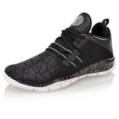 Li-Ning Men\s Wade Series Basketball Shoes Breathable Comfortable Sports Shoes ABCM093-2Men's Sneakers<br>Li-Ning Men\s Wade Series Basketball Shoes Breathable Comfortable Sports Shoes ABCM093-2<br><br>Brand: LI-NING<br>Closure Type: Lace-Up<br>Features: Breathable<br>Gender: Men<br>Highlights: Breathable<br>Package Contents: 1 Pair of Shoes<br>Package size: 30.00 x 25.00 x 15.00 cm / 11.81 x 9.84 x 5.91 inches<br>Package weight: 0.9000 kg<br>Sole Material: EVA, Rubber<br>Type: Basketball Shoes<br>Upper Height: Middle