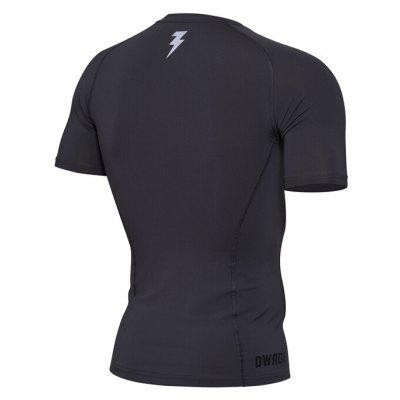 Li - Ning Men Wade ATDRY Short Sleeve Basketball T - shirtWeight Lifiting Clothes<br>Li - Ning Men Wade ATDRY Short Sleeve Basketball T - shirt<br><br>Material: Polyester, Spandex<br>Package Contents: 1 piece of clothes<br>Pattern Type: Solid<br>Weight: 0.2500kg