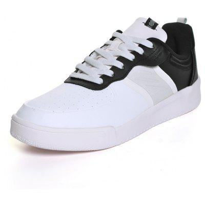 Li-Ning Men Shoes Walking Sport Shoes Skateboard Sports Sneakers Shoes GLKM067-4Men's Sneakers<br>Li-Ning Men Shoes Walking Sport Shoes Skateboard Sports Sneakers Shoes GLKM067-4<br><br>Brand: LI-NING<br>Closure Type: Lace-Up<br>Features: Anti-slip, Light weight<br>Highlights: Breathable<br>Package Contents: 1 pair of shoes<br>Package size: 30.00 x 20.00 x 10.00 cm / 11.81 x 7.87 x 3.94 inches<br>Package weight: 0.7000 kg<br>Size: 10,10.5,11,8,8.5,9,9.5<br>Sole Material: Rubber, EVA<br>Type: Skateboarding Shoes