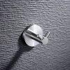 Finether MA105G12 Brushed 304 Stainless Steel Robe Hook