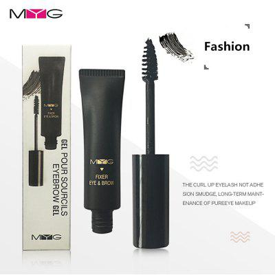 Quickly dry Full 'N Soft Waterproof Long Wear Mascara, Very Black and brown