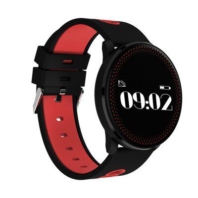 цены Diggro CF007 Smart Heart rate Bracelet Blood Pressure Blood Oxygen Monitor Multi-sport Mode Sleeping Monitor call message reminder for Android IOS