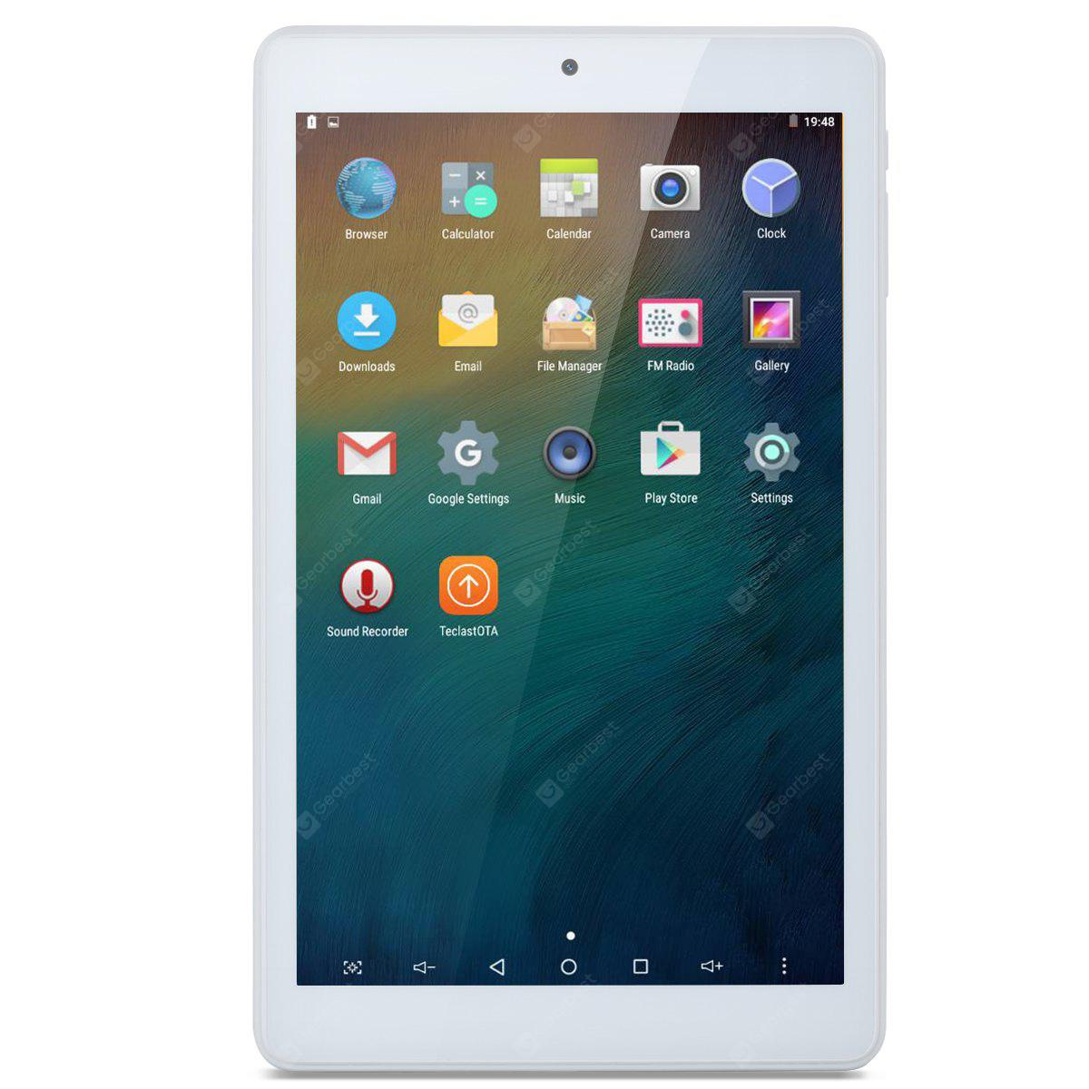 "Teclast P80H 8"" 1280x800 IPS Android 5.1 MTK8163 64bit Quad Core 2+16G 2.4G/5G GPS OTG Tablet PC"