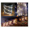 Lampwin® Led Starry String Light Copper Wire Lights Decorative Lights, 3*AA Battery Operated Lights Set, with Remote Control Dimmer. - Perfect Bedroom, Indoor Outdoor Decorations/ Ornaments - 10M 100 - COLORE DI RAME