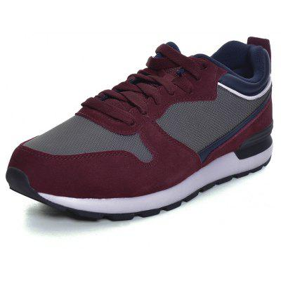Li-Ning Men Sports Shoes Walking Shoes Fitness Comfortable Sneakers  Stability LiNing Sneakers Sports Shoes GLKM105-3Men's Sneakers<br>Li-Ning Men Sports Shoes Walking Shoes Fitness Comfortable Sneakers  Stability LiNing Sneakers Sports Shoes GLKM105-3<br><br>Brand: LI-NING<br>Closure Type: Lace-Up<br>Features: Breathable, Light weight<br>Gender: Men<br>Highlights: Breathable<br>Package Contents: 1 pair of shoes<br>Package size: 30.00 x 19.00 x 11.00 cm / 11.81 x 7.48 x 4.33 inches<br>Package weight: 0.8000 kg<br>Sole Material: Rubber, EVA<br>Type: Running Shoes
