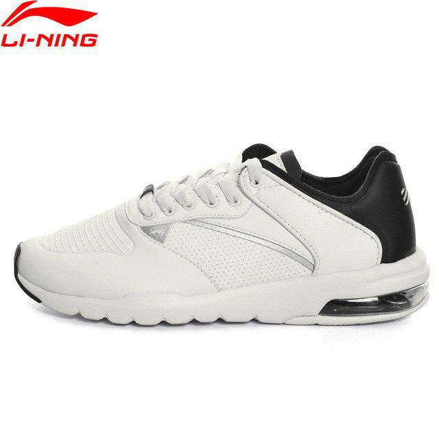 Li-Ning Men Shoes Sports Walking Shoes Fitness C TPU Support Stability Li Ning Sneakers Sports Leisure Shoes GLKM121-3