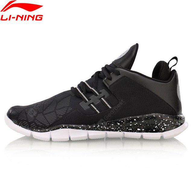Li-Ning Men Wade Series Basketball Shoes Breathable Sneakers Comfortable LiNing Sports Shoes Light Weight Sneakers ABCM093-2