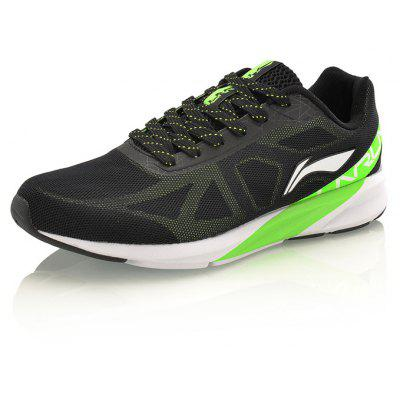 Li-Ning Men Colorful Cushion Running Shoes Breathable Wearable LiNing Sports Shoes Sneakers ARHM039-2Men's Sneakers<br>Li-Ning Men Colorful Cushion Running Shoes Breathable Wearable LiNing Sports Shoes Sneakers ARHM039-2<br><br>Brand: LI-NING<br>Closure Type: Lace-Up<br>Features: Anti-slip, Breathable, Light weight<br>Gender: Men<br>Highlights: Breathable<br>Model Number: ARHM039<br>Package Contents: 1 pair of shoes<br>Package size: 30.00 x 19.00 x 11.00 cm / 11.81 x 7.48 x 4.33 inches<br>Package weight: 0.7500 kg<br>Sole Material: Rubber, EVA<br>Type: Running Shoes<br>Upper Height: Middle