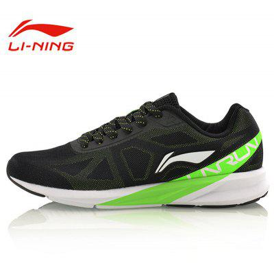 Li-Ning Men Colorful Cushion Running Shoes Breathable Wearable LiNing Sports Shoes Sneakers ARHM039-2