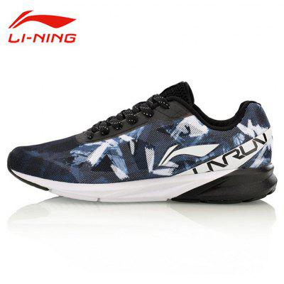 Li-Ning Men Colorful Cushion Running Shoes Breathable Wearable LiNing Sports Shoes Sneakers ARHM039-3