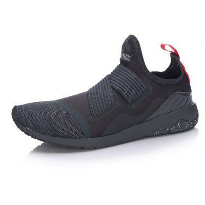 Li-Ning Men GLR190 FT Walking Shoes Textile Upper Breathable Sneakers Soft Comfortable LiNing Sports Shoes GLKM083-2Men's Sneakers<br>Li-Ning Men GLR190 FT Walking Shoes Textile Upper Breathable Sneakers Soft Comfortable LiNing Sports Shoes GLKM083-2<br><br>Brand: LI-NING<br>Closure Type: Lace-Up<br>Features: Anti-slip, Breathable, Light weight<br>Gender: Men<br>Highlights: Breathable<br>Model Number: GLKM083<br>Package Contents: 1 pair of shoes<br>Package size: 30.00 x 19.00 x 11.00 cm / 11.81 x 7.48 x 4.33 inches<br>Package weight: 0.7500 kg<br>Sole Material: Rubber, EVA