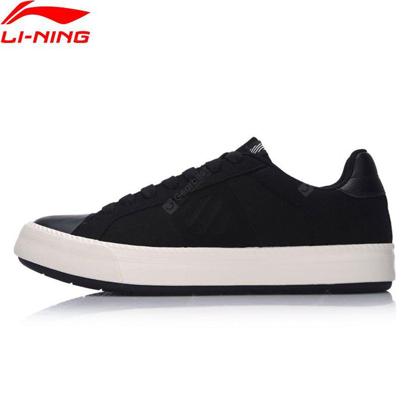 Li-Ning Men Rockland Sports Life Series Walking Shoes Anti-Slippery LiNing Sports Shoes Wearable Sneakers GLKM091-1