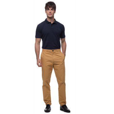 Men\s high-quality fit short-sleeved Polo cotton shirtMens Short Sleeve Tees<br>Men\s high-quality fit short-sleeved Polo cotton shirt<br><br>Collar: Polo Collar<br>Material: Cotton, Spandex<br>Package Contents: 1 * Polo<br>Pattern Type: Solid<br>Sleeve Length: Three Quarter<br>Style: Casual<br>Weight: 0.2800kg