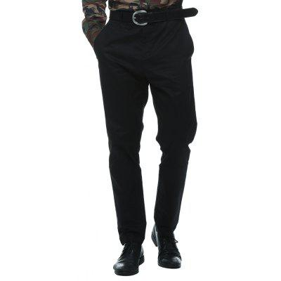 Men\s self-cultivation basic section casual pantsMens Pants<br>Men\s self-cultivation basic section casual pants<br><br>Fit Type: Regular<br>Front Style: Flat<br>Material: Cotton, Polyester<br>Package Contents: 1 * pants<br>Pant Length: Long Pants<br>Pant Style: Pencil Pants<br>Style: Casual<br>Waist Type: Mid<br>Weight: 0.2900kg<br>With Belt: No